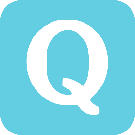 Quora Icon Blue